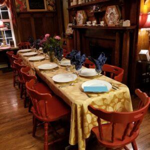 Killarney Kastle Dining Prince Albert Sk
