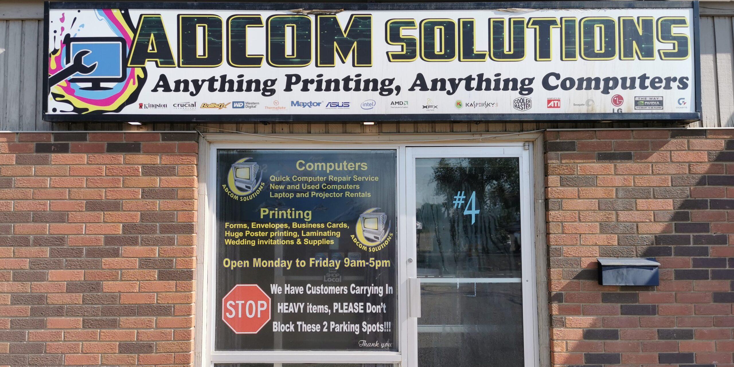 Adcom Solutions