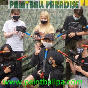 Paintball Rental Group