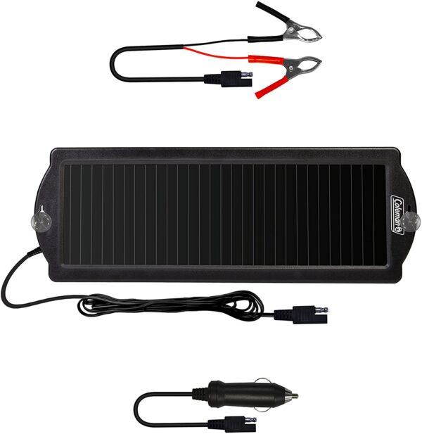 Coleman 2 Watt solar 12 Volt