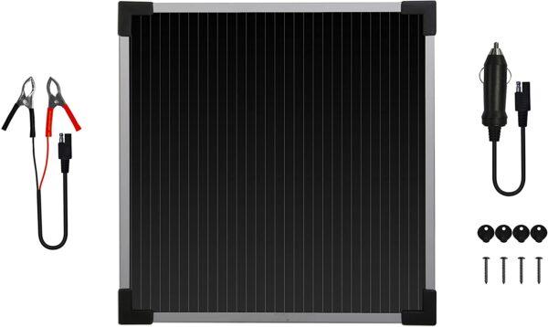 Coleman 6 Watt solar 12 Volt-b