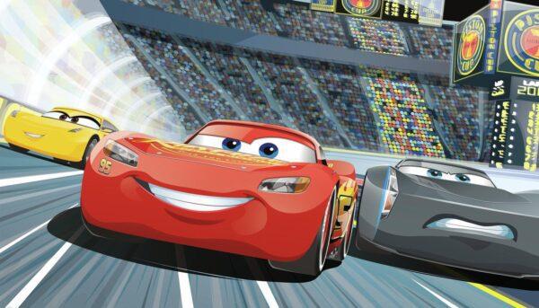 Disney Cars Pixar Wall Mural