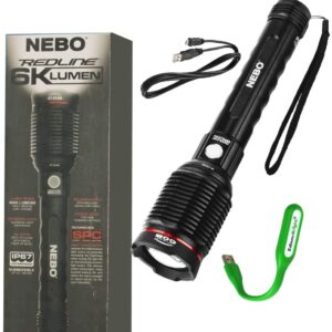 NEBO 6K Lumen Flashlight