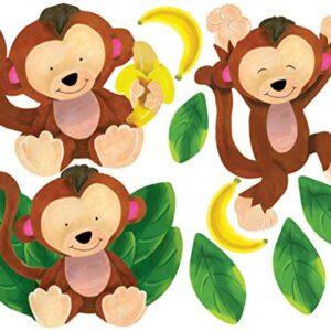 Wallies Baby - Monkies