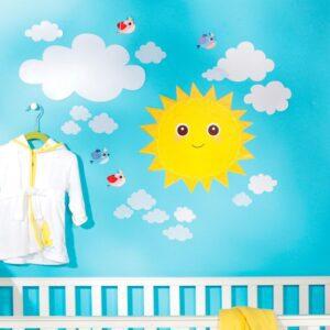 Wallies Baby - Sun-Sky